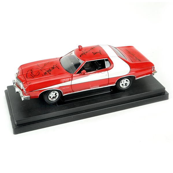Starsky And Hutch Car: David Soul And Paul Michael Glaser