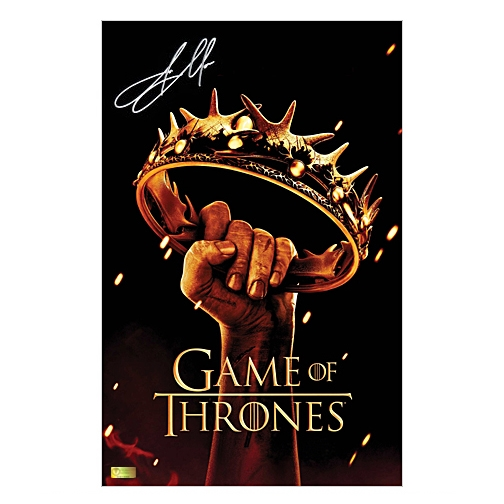 Jason Momoa Autographed 11×17 Game Of Thrones