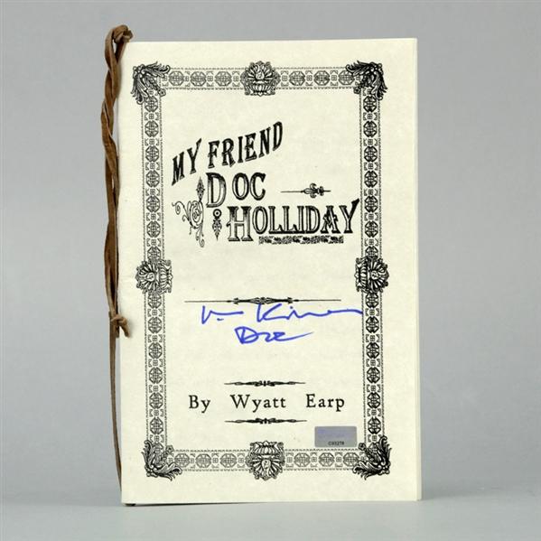 my friend doc holliday by wyatt earp