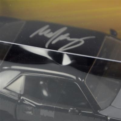 Lot Detail Michelle Rodriguez Autographed Fast Amp Furious