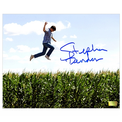 Stephan Bender Autographed 8×10 Jump Photo