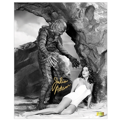Julie Adams Autographed 8×10 Creature from the Black Lagoon Photo
