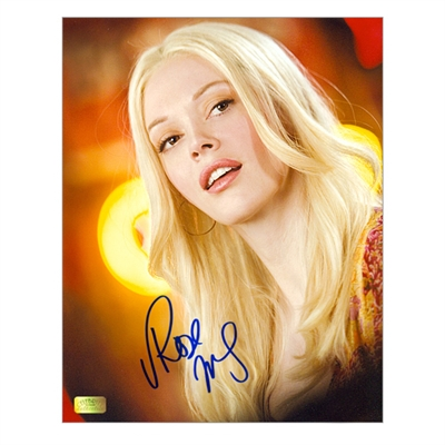 Rose McGowan Autographed Death Proof Pam 8×10 Photo