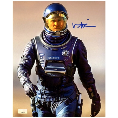Val Kilmer Autographed Red Planet Gallagher 8×10 Photo