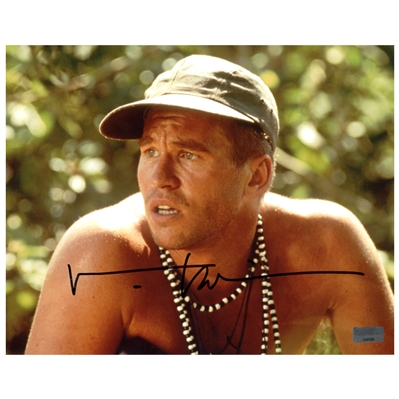 Val Kilmer Autographed 8×10 Sunlight Photo