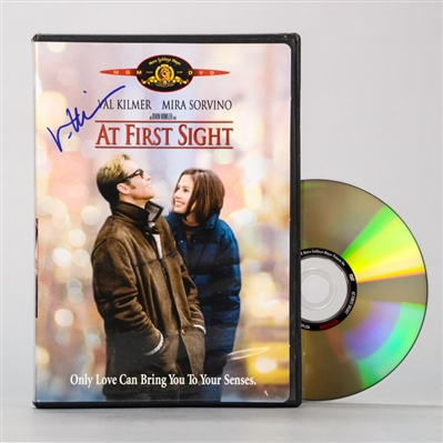 Val Kilmer Autographed At First Sight DVD