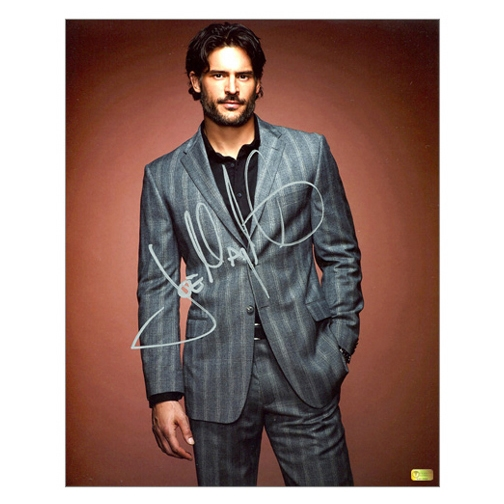 Joe Manganiello Autographed 8x10 Studio Photo