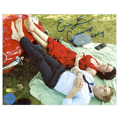 Erin Cummings Autographed Pan Am Ginny with Mike Vogel 8x10 Photo