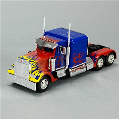 Megan Fox Autographed Transformers Hollywood Rides Optimus Prime 1:24 Die-Cast Truck