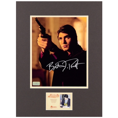 Brandon Routh Autographed Dylan Dog 8x10 Matted Photo
