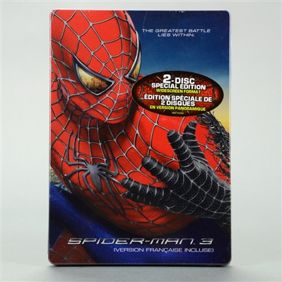 Spider-Man 3: 2 Disc Special Edition DVD